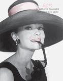 Audrey Hepburn - 2015 Polypro Agenda Calendars