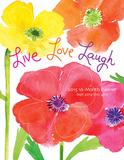 Live Love Laugh - 2015 Polypro Agenda Calendars