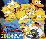 The Simpsons - 2015 Boxed Calendar Calendars