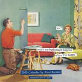 Anne Taintor - 2015 Calendar Calendriers