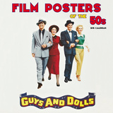 Film Posters of the 1950s - 2015 Calendar Calendriers