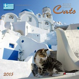 Greek Island Cats - 2015 Calendar Calendarios