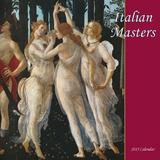 Italian Masters - 2015 Calendar Calendriers