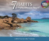 The 7 Habits of Highly Effective People - 2015 Boxed Calendar Calendars