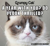 Grumpy Cat - 2015 Mini Calendar Calendars