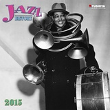 Jazz History - 2015 Calendar Calendriers