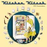 Kitchen Kitsch - 2015 Calendar Calendars