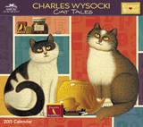Charles Wysocki- Cat Tales - 2015 Calendar Calendars