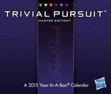 Trivial Pursuit - 2015 Boxed Calendar Calendars