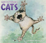 Gary Patterson's Cats - 2015 Mini Calendar Calendars