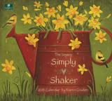 Simply Shaker - 2015 Calendar Calendars