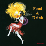 Food and Drink - 2015 Calendar Calendars