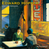 Edward Hopper-Light & Darkness - 2015 Calendar Calendars