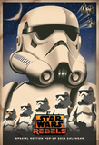 Star Wars Rebels Special Edition - 2015 Calendar Calendars