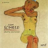 Egon Schiele  Erotic Drawings - 2015 Calendar Calendars