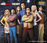 The Big Bang Theory - 2015 Calendar Calendriers