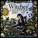 Llewellyns Witches - 2015 Calendar Calendriers
