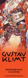 Gustav Klimt - Remembrance Calendar (Undated) Calendars