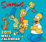 The Simpsons - 2015 Calendar Calendars