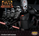 Star Wars Rebels - 2015 Calendar Calendars