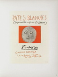 AF 1957 - Pâtes blanches II Samlertryk af Pablo Picasso