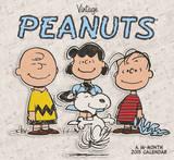 Peanuts - 2015 Calendar Kalendere