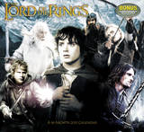 The Lord of the Rings Trilogy - 2015 Calendar Calendars