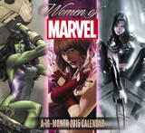Women of Marvel - 2015 Calendar Calendriers