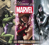 Women of Marvel - 2015 Calendar Calendars