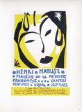 Af 1950 - Maison De La Pensée Française Reproductions de collection par Henri Matisse