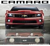 Camaro - 2015 Calendar Calendars