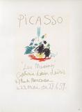 AF 1959 - Les Ménines Samlertryk af Pablo Picasso