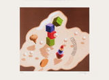 Origines - Jouets Edição limitada por Victor Vasarely
