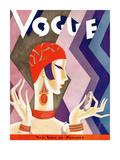 Vogue Cover - July 1926 Collectable Print by Eduardo Garcia Benito