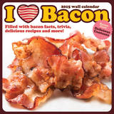 I Heart Bacon - 2015 Calendar Calendars