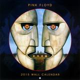 Pink Floyd - 2015 Calendar Kalender