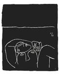 Entre-Deux No. 5 Impressões colecionáveis por  Le Corbusier