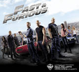 The Fast and the Furious - 2015 Calendar Calendars