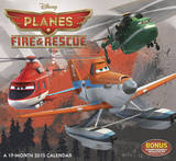 Disney Planes: Fire and Rescue - 2015 Calendar Calendars