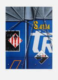 S.4194 Tr Limited Edition av Peter Klasen