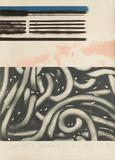 Forehead II Edição limitada por James Rosenquist