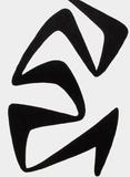 Dlm173 - Composition IV Reproductions pour les collectionneurs par Alexander Calder