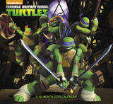 Teenage Mutant Ninja Turtles - 2015 Calendar Calendars