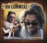 The Big Lebowski - 2015 Calendar Calendars
