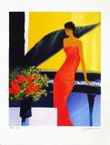 Musique Rouge Edition limitée par Emile Bellet