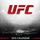 UFC - 2015 Calendar Calendriers