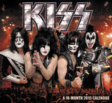 Kiss - 2015 Calendar Calendars