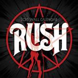 RUSH - 2015 Calendar Calendars