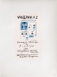 AF 1958 - Vallauris 10 ans de céramique Collectable Print by Pablo Picasso
