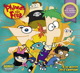 Disney Phineas and Ferb - 2015 Calendar Calendars